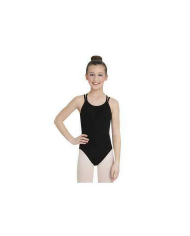 capezio-girls-double-strap-camisole-cotton-lycra-leotard-black